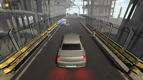 Road rider: Apocalypse screenshot 1