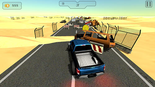 Road rider: Apocalypse screenshot 2