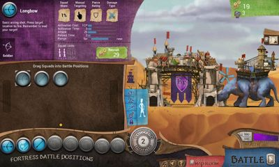 Get full version of Android apk app Roaming Fortress for tablet and phone.