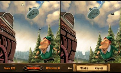 Screenshots of the Robin Hood Twisted Fairy Tales for Android tablet, phone.