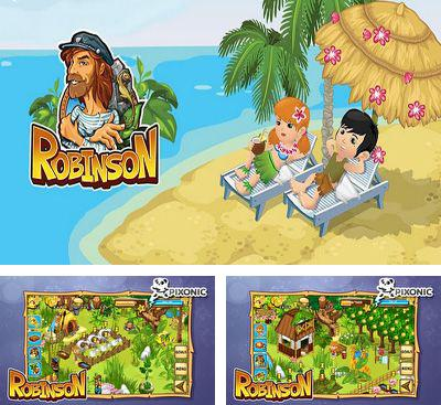 In addition to the game Fantasy Town for Android phones and tablets, you can also download Robinson for free.