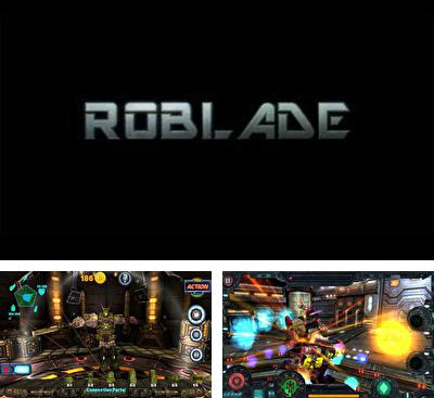 In addition to the game Rubber Tacos for Android phones and tablets, you can also download Roblade Design&Fight for free.