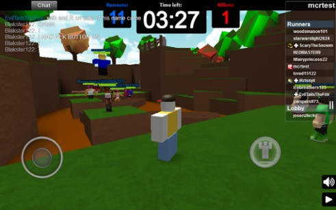 Roblox screenshot 3