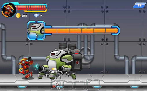 Robo avenger screenshot 2