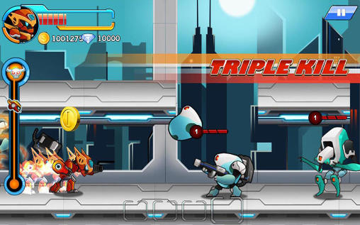 Robo avenger screenshot 3