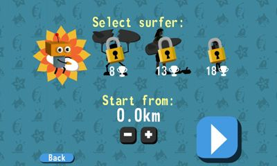 Download Robo Surf Android free game.