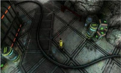 Screenshots of the Robo Warrior 3D for Android tablet, phone.