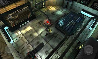 Screenshots von Robo Warrior 3D für Android-Tablet, Smartphone.