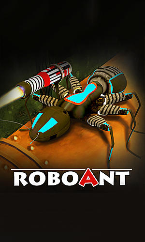 Roboant: Ant smashes others