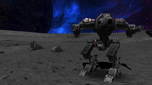 Robokrieg: Robot war online screenshot 2