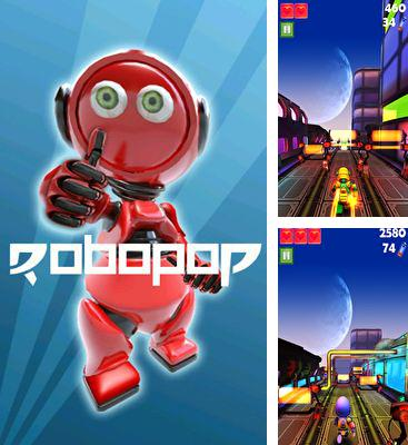 In addition to the game Kyubo for Android phones and tablets, you can also download Robopop Trek for free.