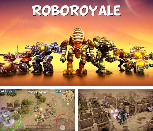 RoboRoyale : Battle royale of war robots