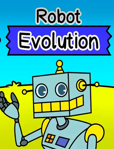 Robot evolution: Clicker game