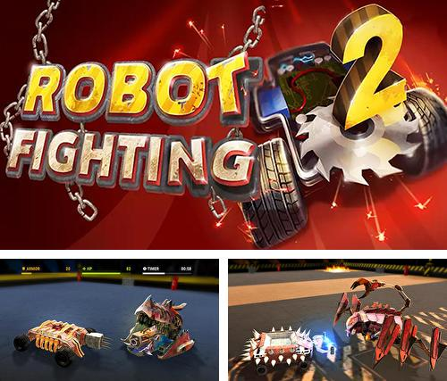 Robot fighting 2: Minibots 3D