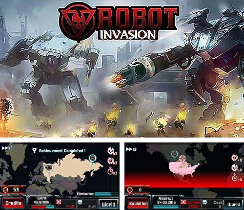 Robot invasion