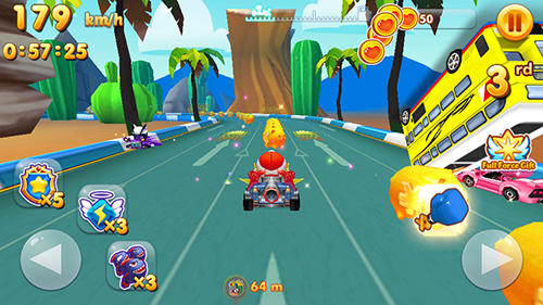 Robot rocket racer: Transformer car race картинка из игры 3