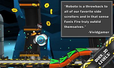 Roboto HD screenshot 1