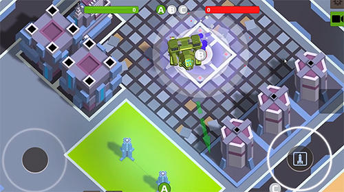 Robots.io screenshot 2