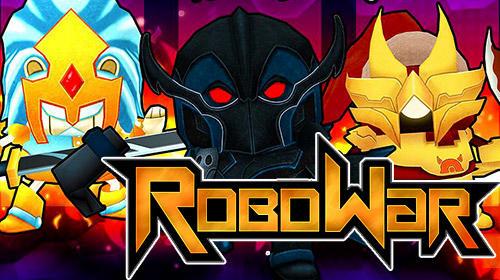 Robowar: Robot vs alien