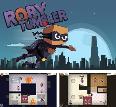 In addition to the game Tiki10Pin for Android phones and tablets, you can also download Roby Tumbler for free.