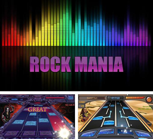 In addition to the game Santa Rockstar for Android phones and tablets, you can also download Rock mania for free.