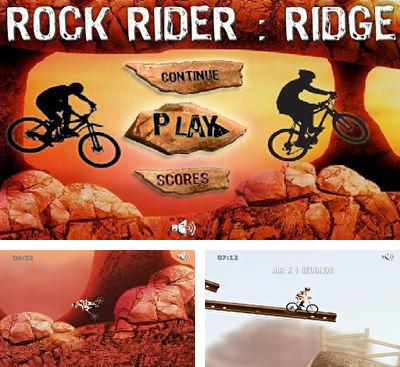 In addition to the game Shoot the Apple for Android phones and tablets, you can also download Rock Rider: Ridge for free.