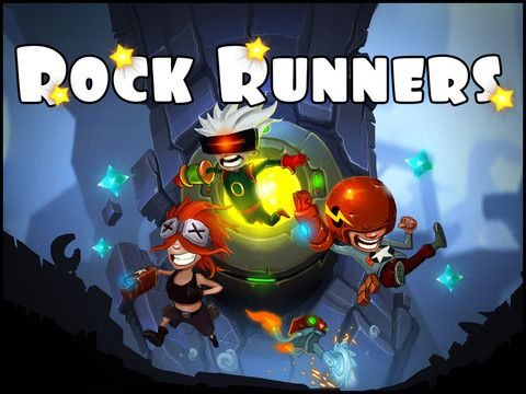 Rock runners poster