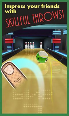 Rocka Bowling 3D screenshot 2
