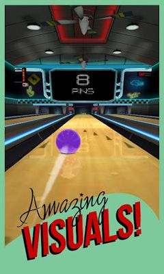 Rocka Bowling 3D screenshot 3
