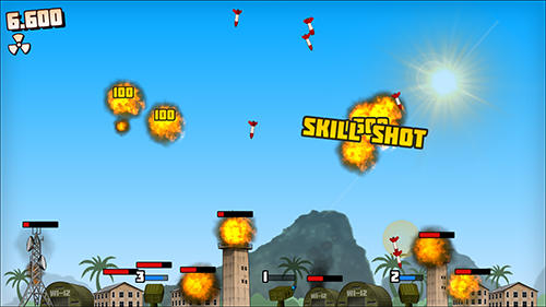 Rocket crisis: Missile defense screenshot 2