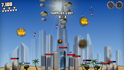 Rocket crisis: Missile defense screenshot 4