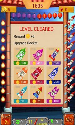 Rocket Frenzy HD скриншот 5