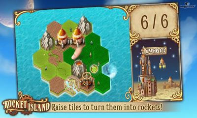 Download Rocket Island Android free game.