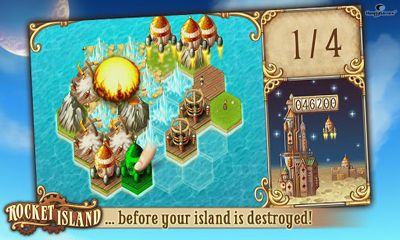Get full version of Android apk app Rocket Island for tablet and phone.