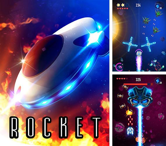 Rocket X: Galactic war