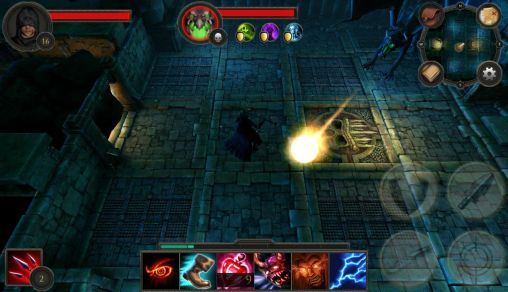 Screenshots von Rogue: Beyond the shadows für Android-Tablet, Smartphone.