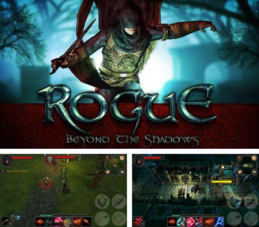 In addition to the game Tainted Keep for Android phones and tablets, you can also download Rogue: Beyond the shadows for free.