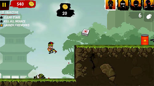 Rogue buddies 3 screenshot 3