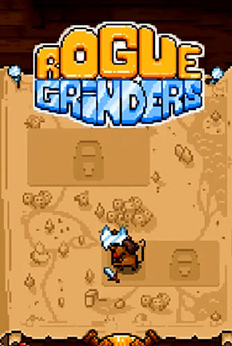 Rogue grinders: Dungeon crawler roguelike RPG обложка