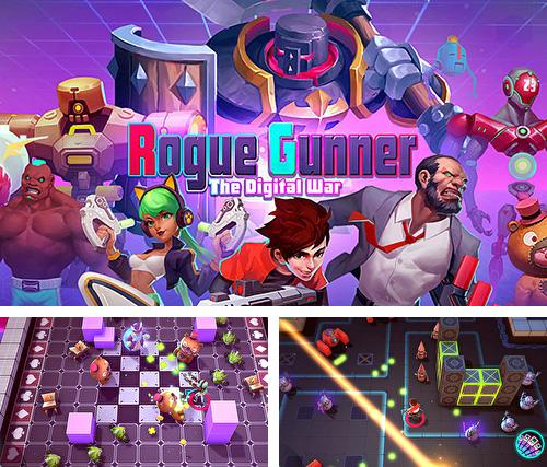 Кроме игры Rocky climb скачайте бесплатно Rogue gunner: The digital war. Pixel shooting для Android телефона или планшета.