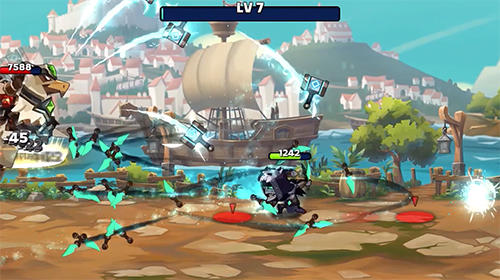 Screenshots von Rogue hero für Android-Tablet, Smartphone.
