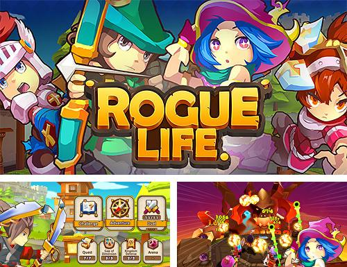 In addition to the game Heroes of tomorrow for Android phones and tablets, you can also download Rogue life: Squad goals for free.