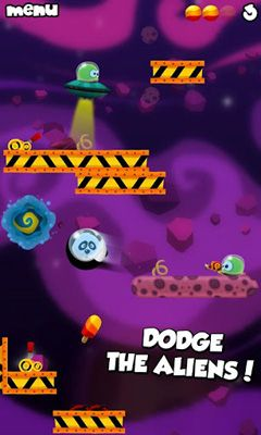 Screenshots of the Role in the Hole for Android tablet, phone.