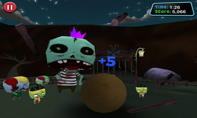 Screenshots of the Roll: Boulder Smash! for Android tablet, phone.
