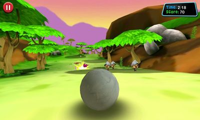 Get full version of Android apk app Roll: Boulder Smash! for tablet and phone.