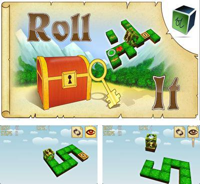 In addition to the game Tower Command HD for Android phones and tablets, you can also download Roll It for free.