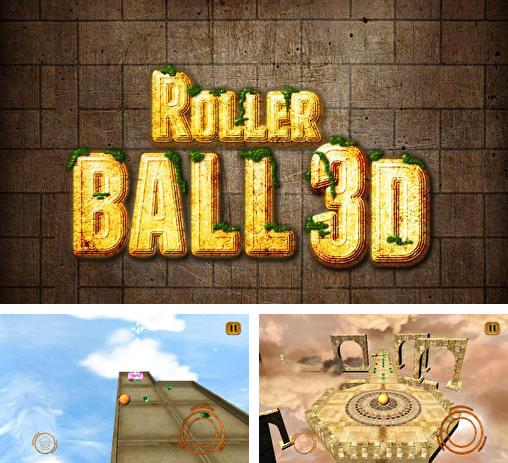 In addition to the game Ball balance for Android phones and tablets, you can also download Roller ball 3D: Balance for free.