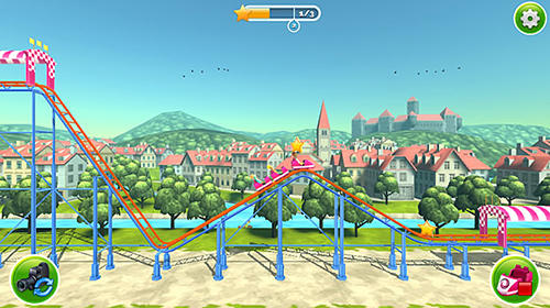 Rollercoaster creator express скриншот 2