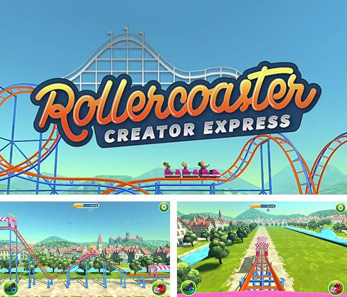 3D Rollercoaster Rush  New York for Android - Download APK free