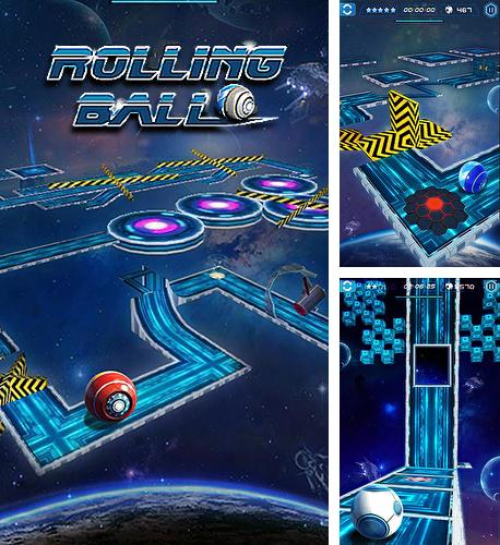 In addition to the game Rolling ball for Android, you can download other free Android games for Fly EVO Tech.